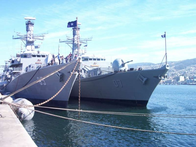 Chilean Navy - Marine du Chili 56954010