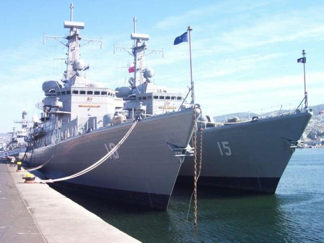 Chilean Navy - Marine du Chili 56954710