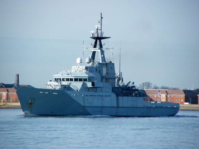 River-class Offshore Patrol Vessels (Batch 1 & 2) 57104210