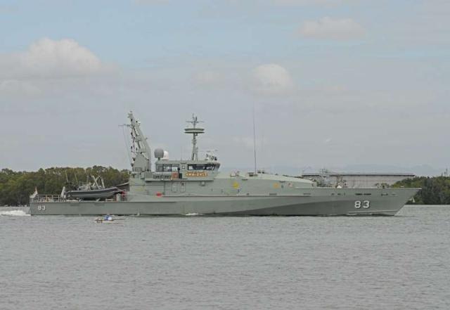 Australian Navy - Marine Australienne 57113010