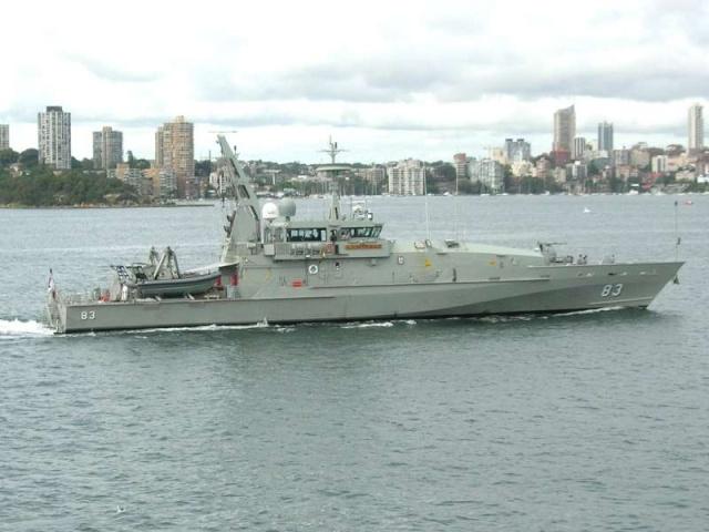 Australian Navy - Marine Australienne - Page 2 57200610