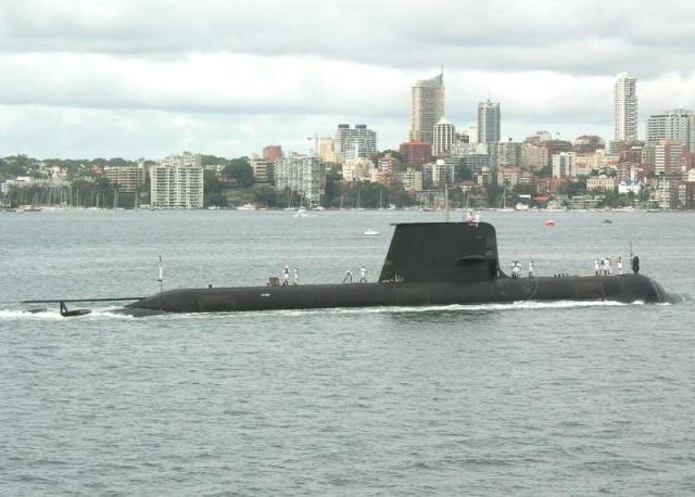 Australian Navy - Marine Australienne - Page 2 57200910