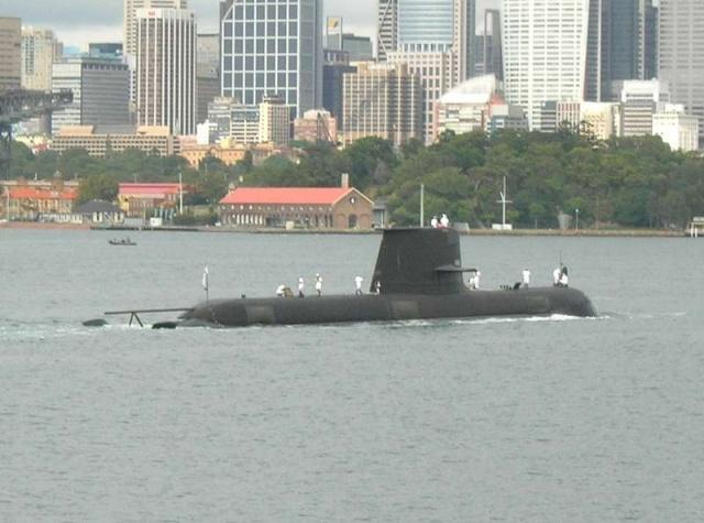 Australian Navy - Marine Australienne - Page 2 57201010