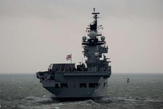 Aircraft Carriers (HMS Ark Royal & HMS Illustrious) 57230410