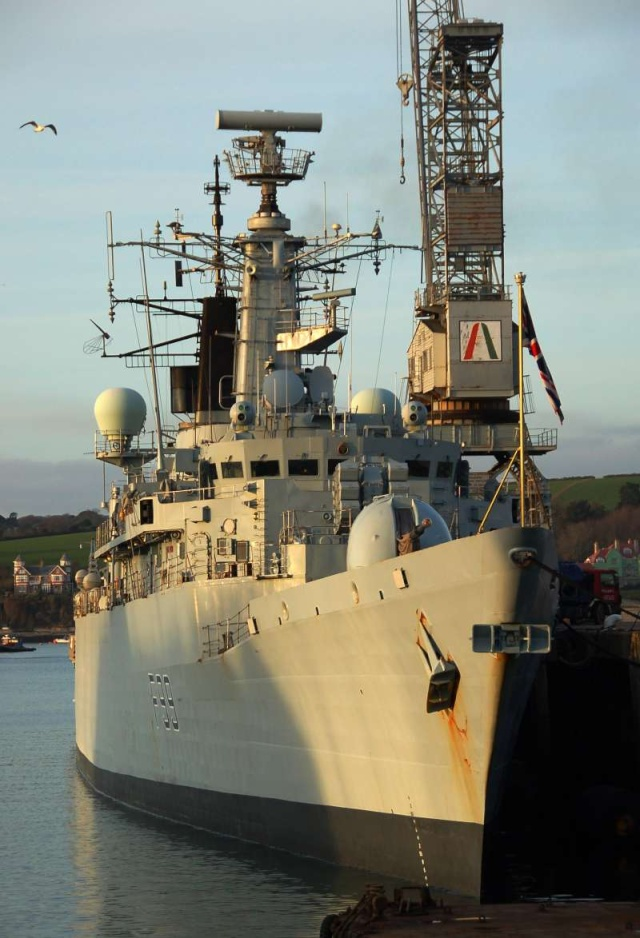 Type 22 Class frigate 57297910