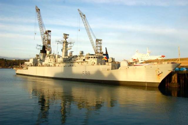 Type 22 Class frigate 57298710