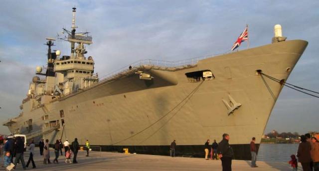 Aircraft Carriers (HMS Ark Royal & HMS Illustrious) 58094710