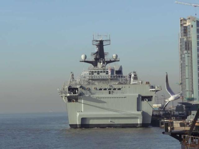 Assault Ships - Landing Platform Dock Ships (LPD's) 58338210