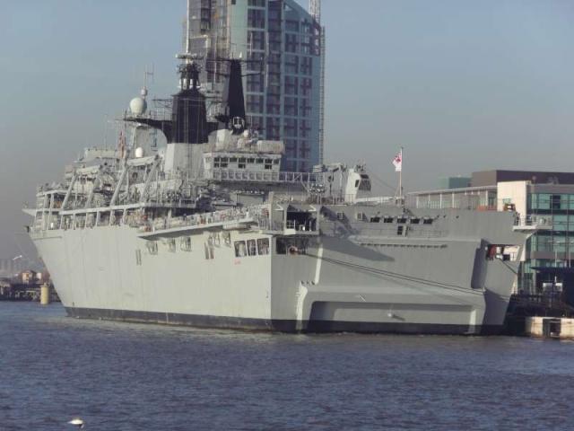Assault Ships - Landing Platform Dock Ships (LPD's) 58338610