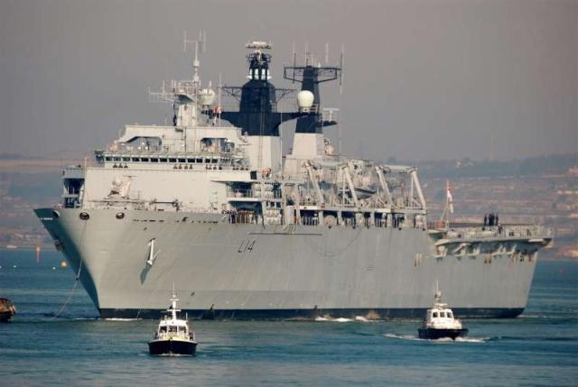 Assault Ships - Landing Platform Dock Ships (LPD's) 58642510