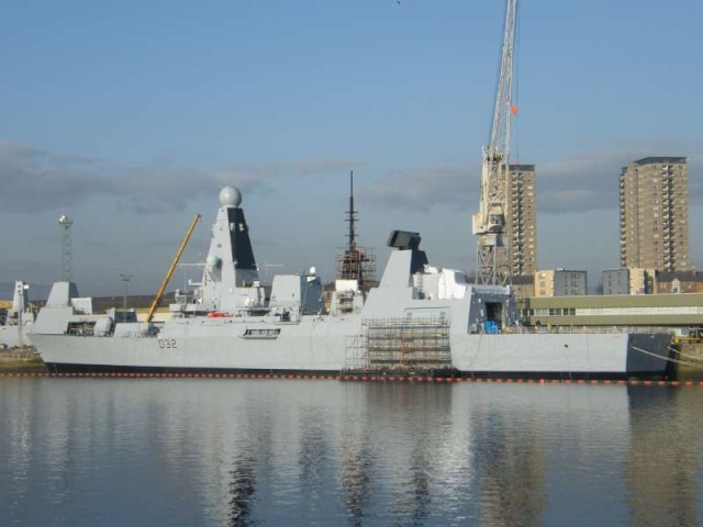 Type 45 Class destroyer 58830510