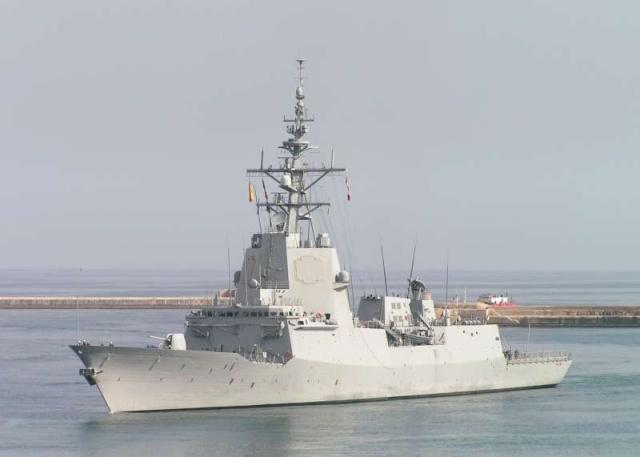 Spanish Navy - Marine espagnole - Page 3 58904010