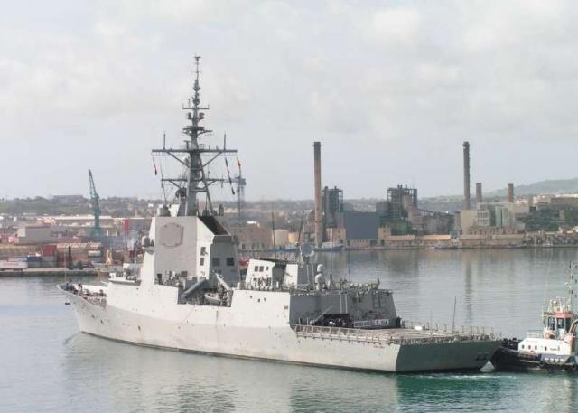 Spanish Navy - Marine espagnole - Page 3 58904310