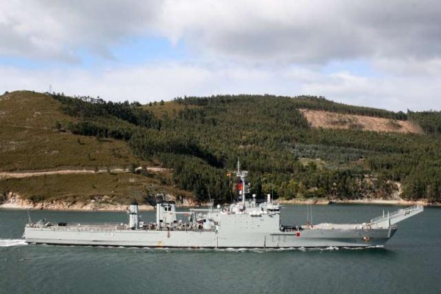 Spanish Navy - Marine espagnole - Page 3 59727210