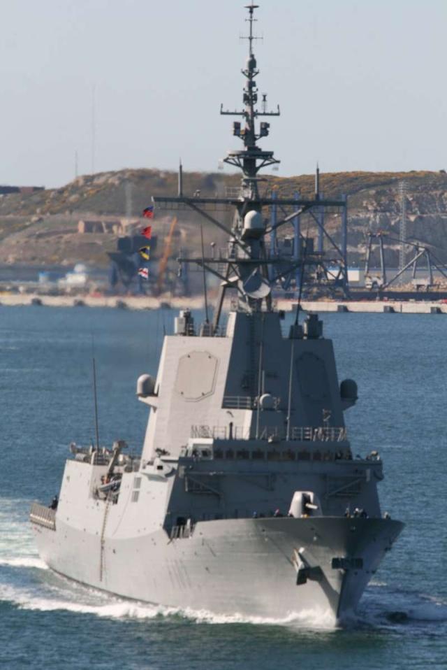 Spanish Navy - Marine espagnole - Page 3 59729610