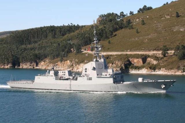 Spanish Navy - Marine espagnole - Page 3 59729910