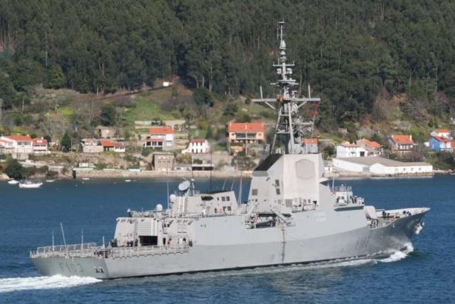 Spanish Navy - Marine espagnole - Page 3 59730110