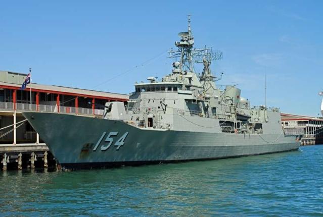 Australian Navy - Marine Australienne - Page 2 60380810