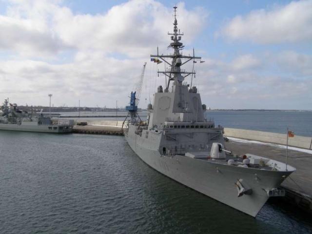 Spanish Navy - Marine espagnole - Page 3 61181710