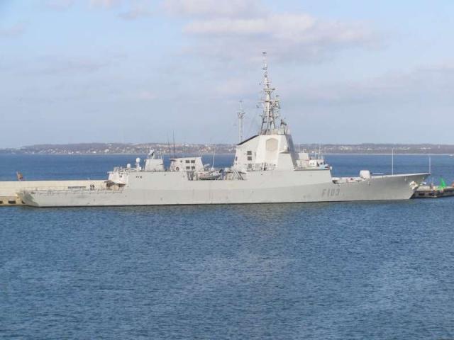 Spanish Navy - Marine espagnole - Page 3 61182010