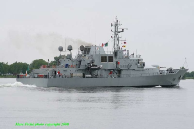 Irish Naval Service - Force Navale Irlandaise 66717210
