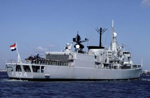 Standaardfregatten (Kortenaer class frigates) 7286511