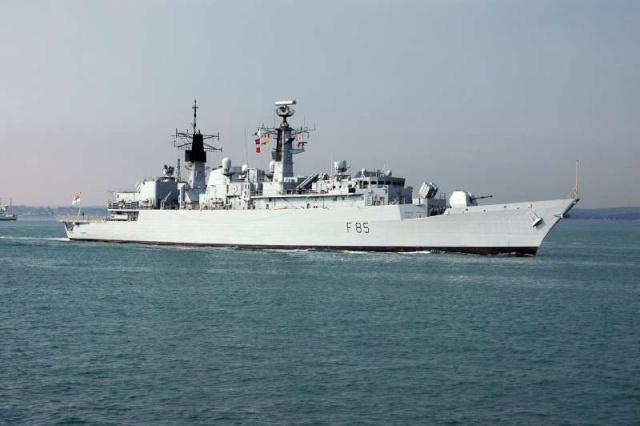 Type 22 Class frigate 7647910