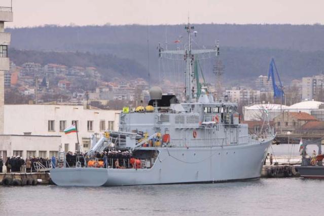 Bulgarian Navy - Marine Bulgare - Page 10 84948310