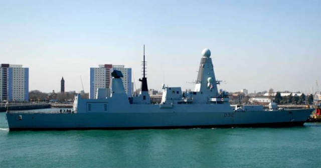 Type 45 Class destroyer - Page 2 85839410