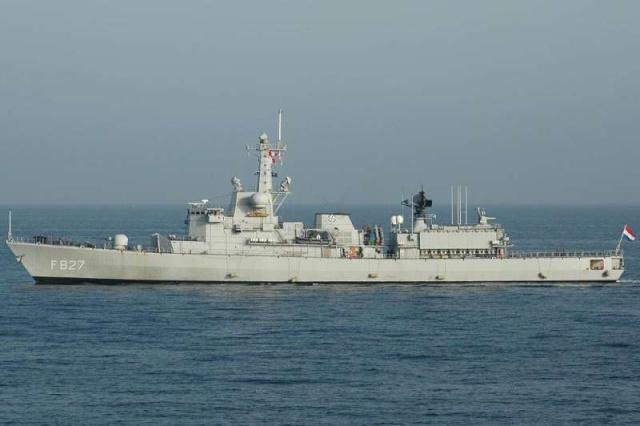 M-klasse fregatten (Karel Doorman M-class frigates) 9199410