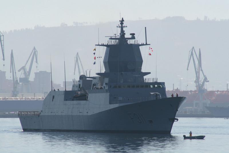 Marine norvégienne - Norwegian Navy Fragat10