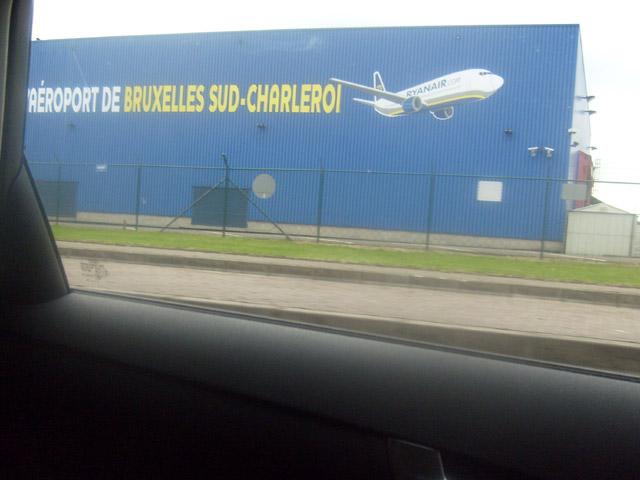 Repérage à l'aéroport de Gosselies Gos_0810