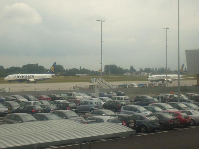 Repérage à l'aéroport de Gosselies Gos_1210