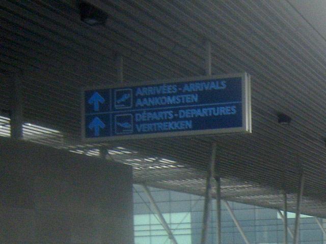 Repérage à l'aéroport de Gosselies Gos_1611