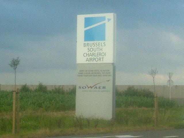 Repérage à l'aéroport de Gosselies Gos_2010