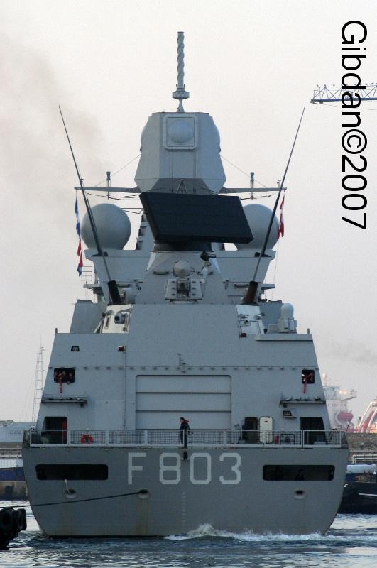 De Zeven Provinciën air defense and command class frigates - Page 2 Hnlmst10