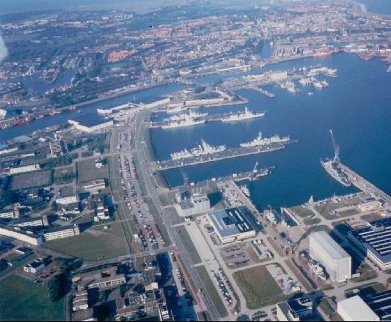 Les détachement belge à DEN HELDER Navy_p10