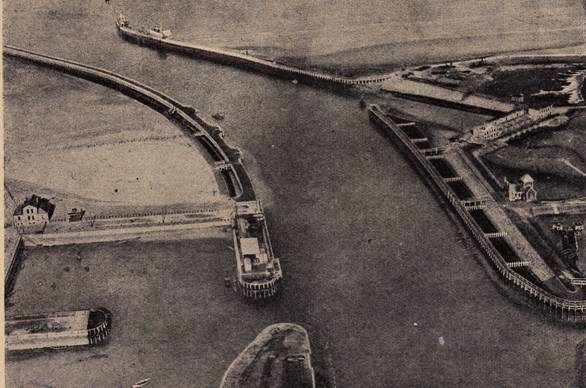 nouvelles carte du port d'Ostende - Page 2 Ostend10