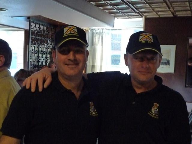 Remise des casquettes au Big Ben le 15.10.11 P1030523