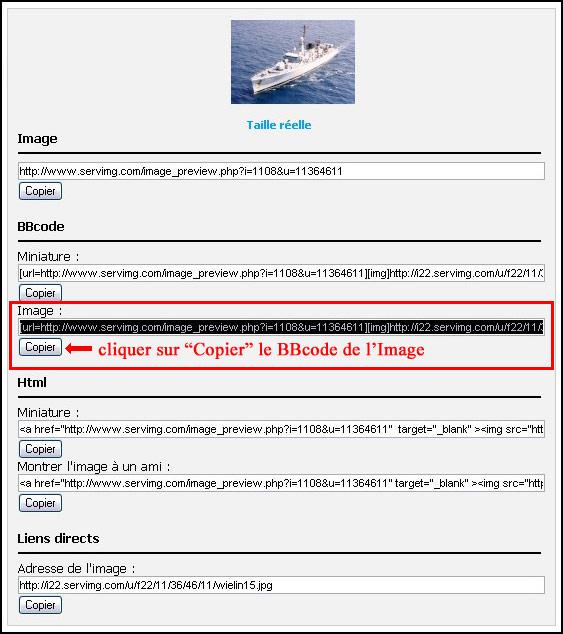 Comment mettre vos photos sur le forum ? - Page 2 Servim11