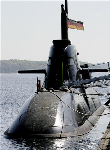 German Navy - Marine Allemande U34eo510
