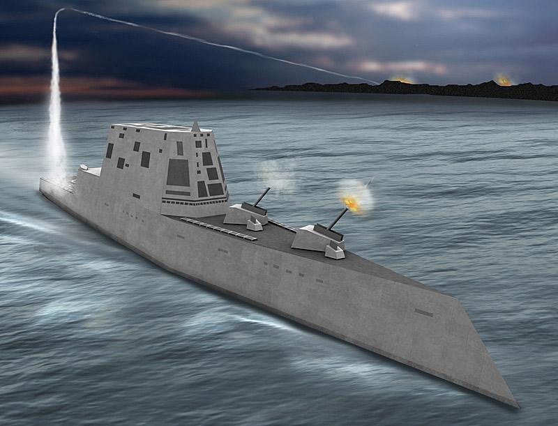 DDG-1000 Zumwalt le nouveau joujou de la marine américaine ! Uss_zu10