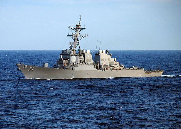 DDG : Arleigh Burke class destroyer Web_0825