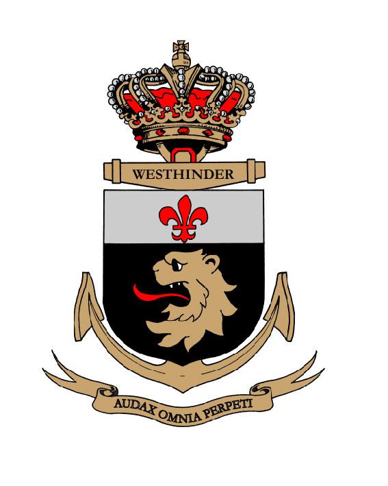 Crest du F913 WESTHINDER Westhi10