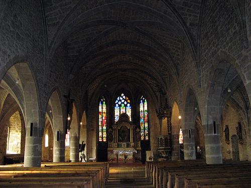 [RP] Mariage d'Espoire d'Amilly et Jean Zwyrowsky Eglise10