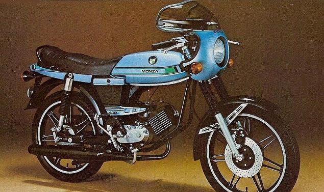 puch monza 4 sl Monza412