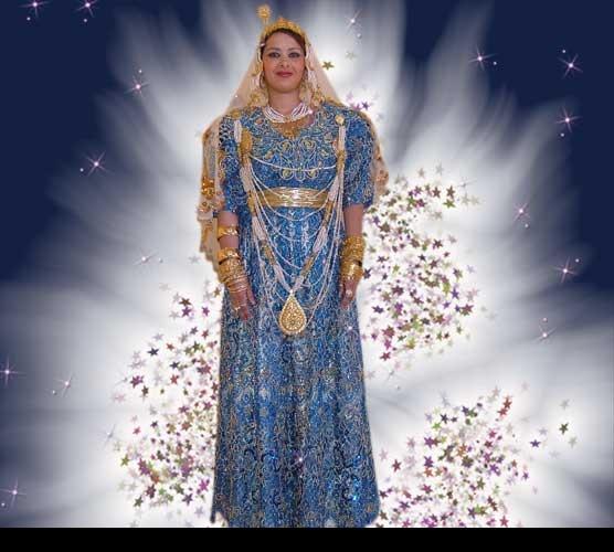 07b6954a144e9 العرس الجزائري و أزياء العروس ليلة الحنة و الزفاف 02 bmp10