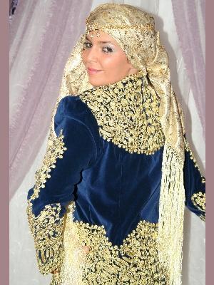 ازياء العروس الجزائرية Neggaf21
