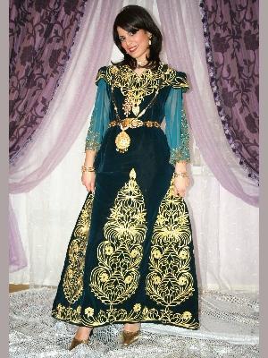 ازياء العروس الجزائرية Neggaf26