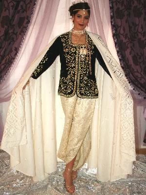 ازياء العروس الجزائرية Neggaf27